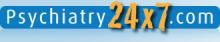 Psychiatry 24 x 7 logo